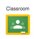 Google Classroom Square Icon.png